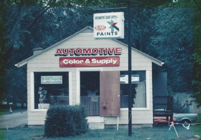 Original ACS store